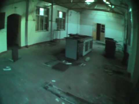 East Fortune Hospital - Scotland - Abandoned Hospital