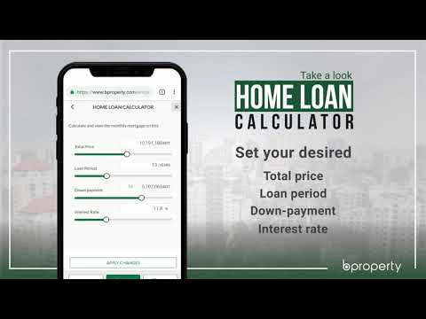 Take A Look At Our New Home Loan Calculator
