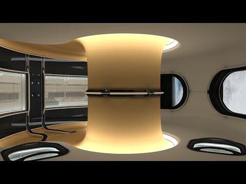 Orbital Hotel: Design Concept (Design Master's final project)