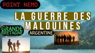La GUERRE des MALOUINES - POINT NEMO