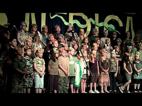 2011 Weathersfield Elementary School Chorus
