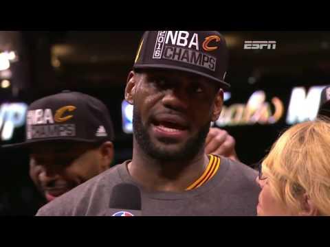 2016 NBA Finals MVP: LeBron James