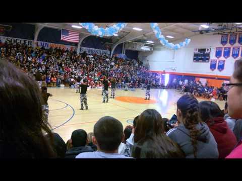 Camelback high school (step dance)