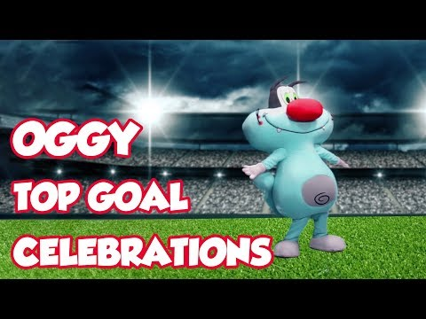 ⚽ OGGY TOP GOAL CELEBRATIONS ⚽ - FIFA World Cup Special! ????