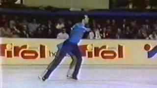 Natalia Linichuk - Gennadi Karponosov, 1981 Europeans FD