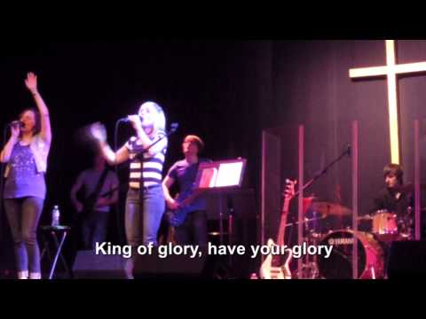 Right to Become - King of Glory (live)