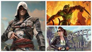 Про новый Assassin's Creed, DOOM Eternal, GTA 6, Zombie Army 4, Cyberpunk 2077, Kingpin   За неделю