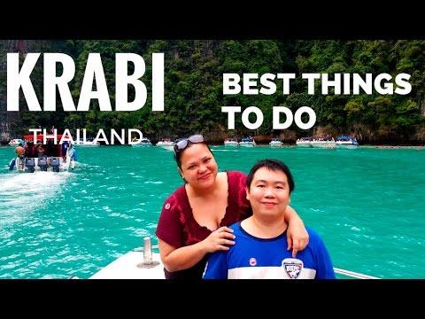 Krabi, Thailand Travel Trip 2016 I Best Things To Do In Krabi