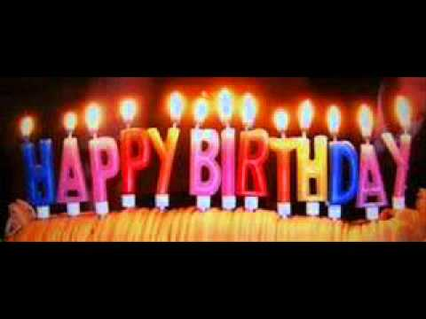 HAPPY BIRTHDAY TO YA!  (Stevie Wonder clip)