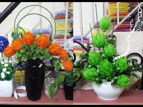 Cách làm hoa sen thái pha lê