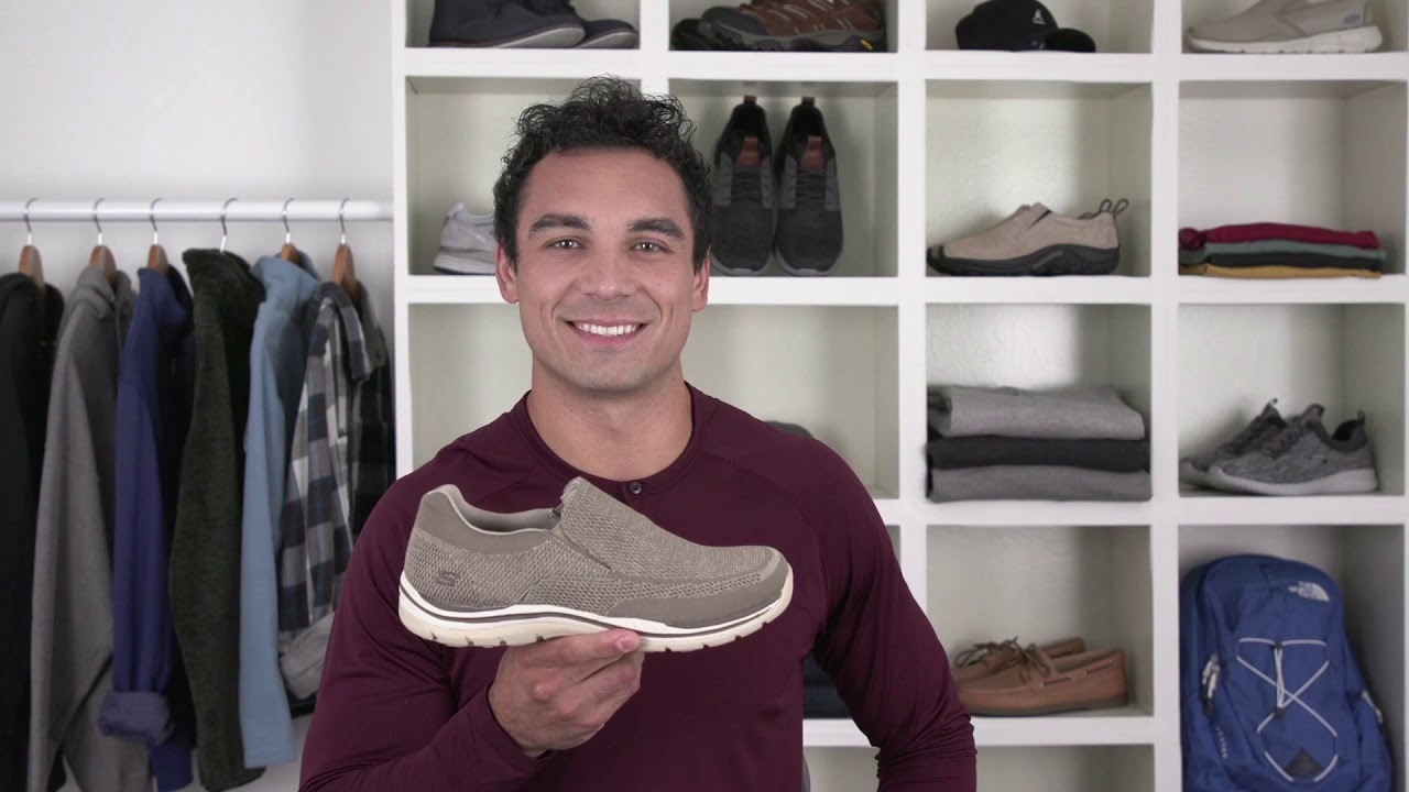 Mens Skechers Relaxed Fit Expected