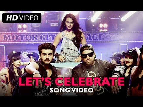 Let's Celebrate (Official Song Video) |...