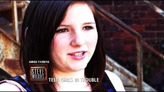I Can't Control My Sexting Teen Daughter! (The Steve Wilkos Show)