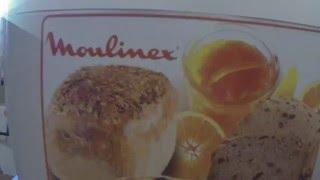 Хлебопечка Moulinex OW 1101