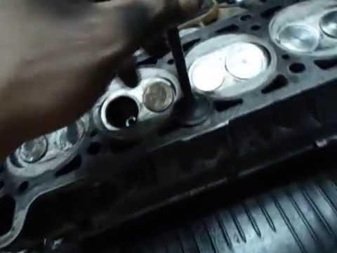 Как быстро и хорошо очистить клапана от нагара.