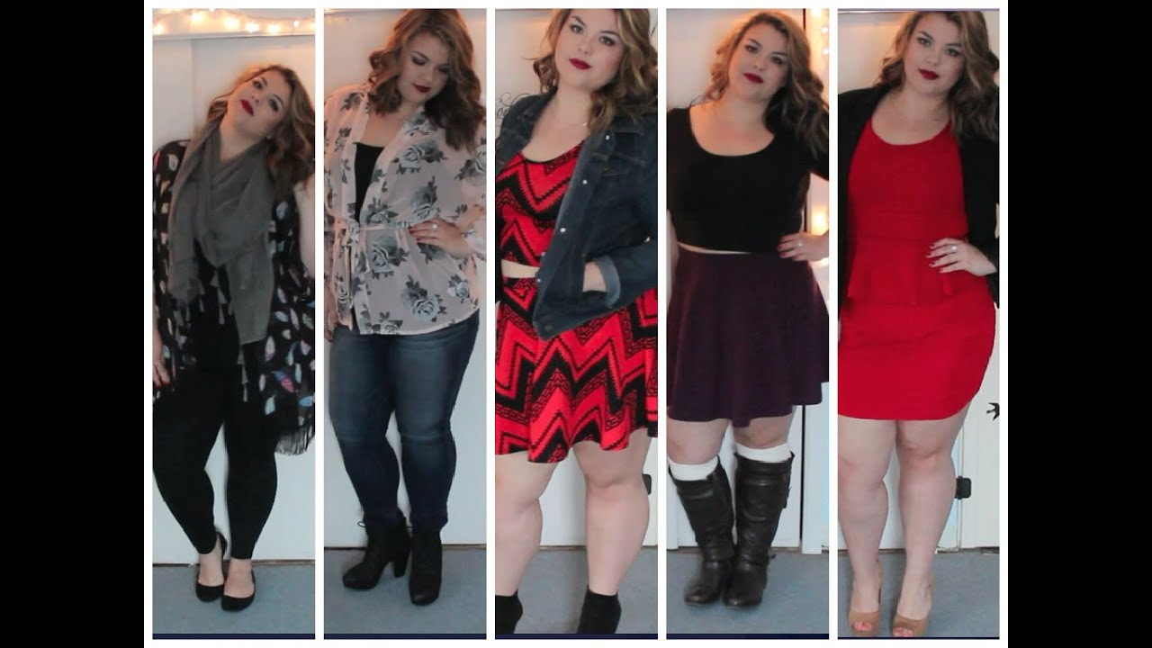 plus size valentines day look book youtube