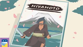 MIYAMOTO: iOS / Android Gaemplay (by HIDEKI HANIDA)