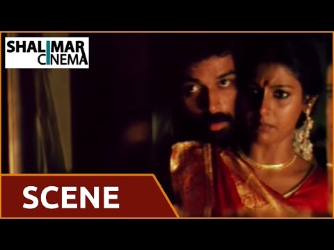 Amrutha Telugu Movie || J D Chakravarthy & Nandita Das Love Scene || Madhavan, Simran Bagga