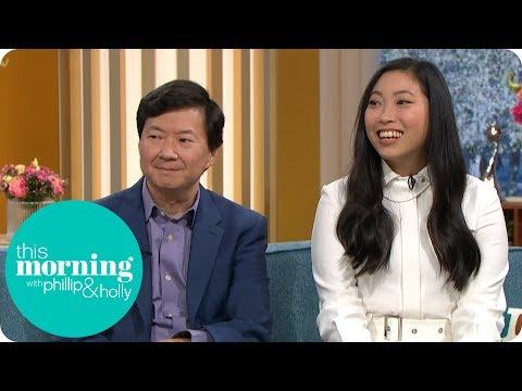 Crazy Rich Asians Star Awkwafina Calls Ken Jeong