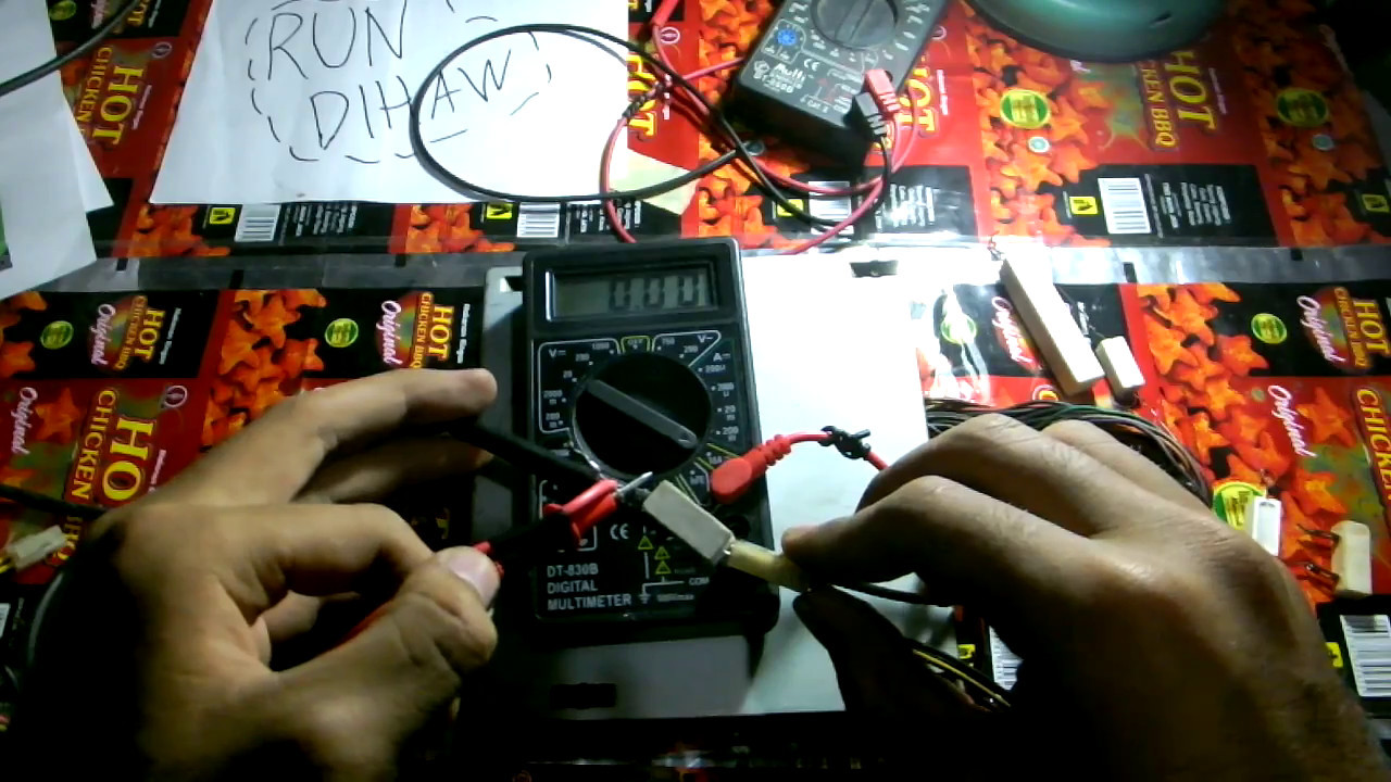 Cara Cek Ampere Youtube Tang Sanwa Ac Dc Dcm2000ad
