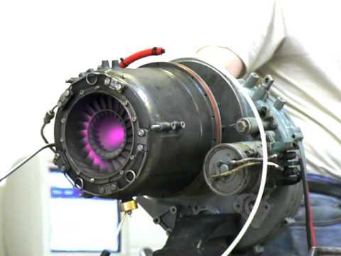APU/GTS from a harrier jump jet lucas cr201