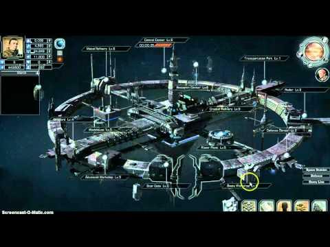 Deep Space fleet