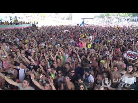 COSMIC GATE live set from ULTRA MUSIC FESTIVAL 2014