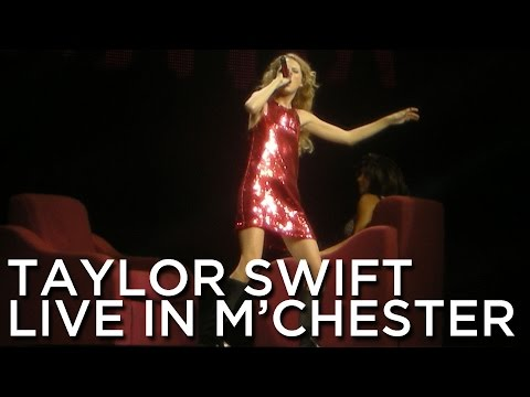 2009-11-24 'Taylor Swift' @ MEN Arena, Manchester, UK