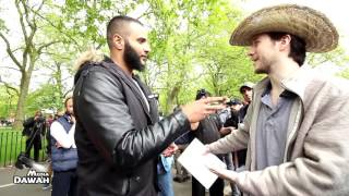 Agnostic Challenges Muslim on Slavery in Islam