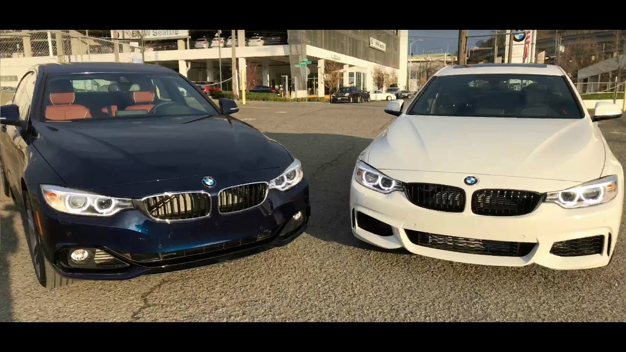 Bmw 4 series gran coupe comparison sport vs luxury - Bmw 4 Series Gran Coupe Comparison M Sport Vs Bmw Individual