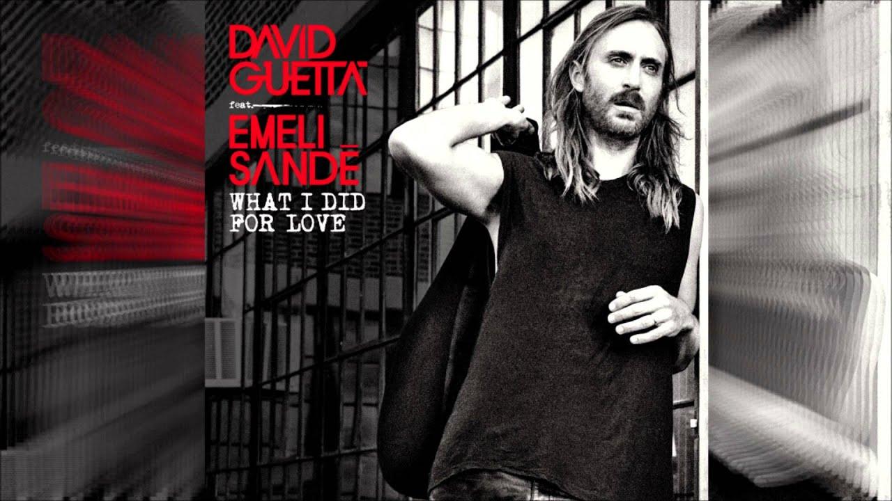 Download David Guetta feat. Emeli Sandé - What I Did For Love (VINAI Remix)
