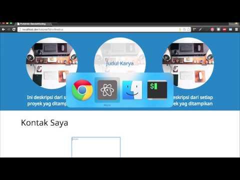 Trailer HTML Dan CSS