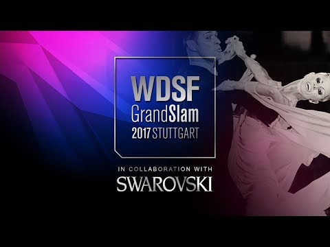 Kolobov - Busk, DEN | 2017 GS STD Stuttgart | R3 Q | DanceSport Total