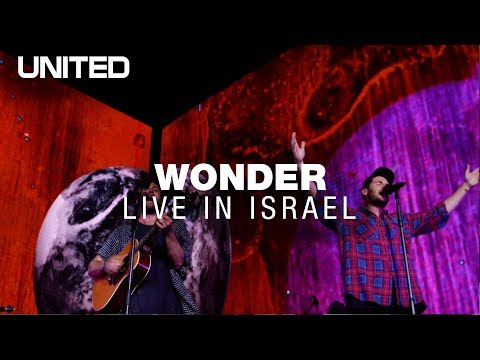 WONDER live in Israel - Hillsong UNITED