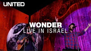 WONDER live in Israel Hillsong UNITED
