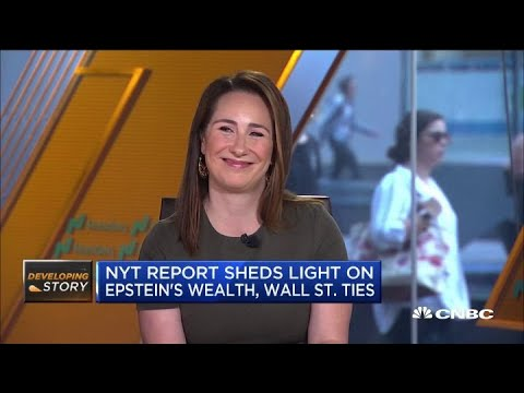 NYT report sheds light on Jeffrey Epstein