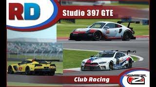 rFactor 2 RaceDepartment Event | Studio 397 GTE @ Sebring