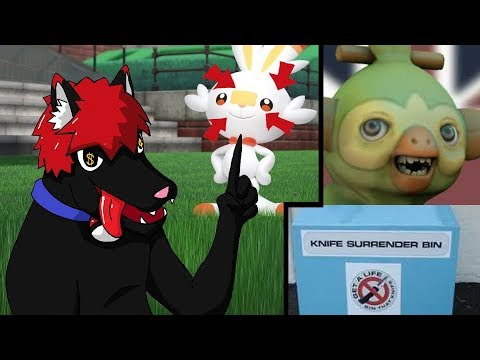 4chan Reacts To Pokemon Sword And Shield Youtube