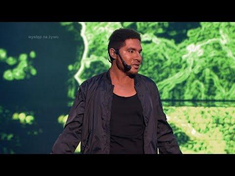 Your Face Sounds Familiar - Antek Smykiewicz As Usher - Twoja Twarz Brzmi Znajomo