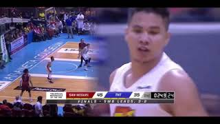SAN MIGUEL VS. TNT GAME 6 HIGHLIGHTS   PBA Commisioner's Cup 2019 Finals