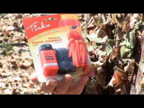 Deer Hunting: Lure And Scent Dispenser