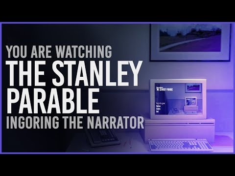 The Stanley Parable #1 - Ignoring the Narrator