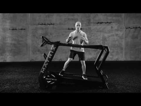 Matrix Fitness S-Drive Performance Trainer - Exercises