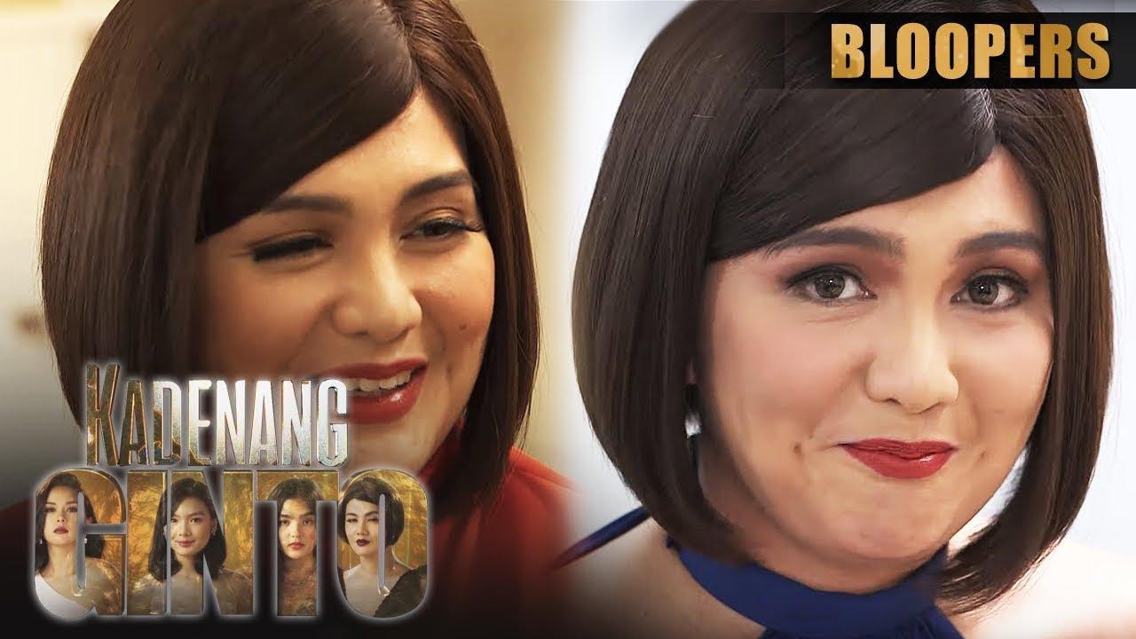 Funniest Bloopers of Daniela | Kadenang Ginto