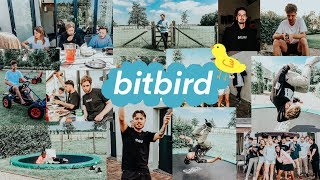 bitbird writing camp feat. San Holo, DROELOE, Taska Black