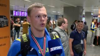 Легкая атлетика. Алексей Кирилин - серебряный призер ЧМ U-18 в метании диска