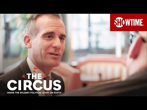 Mayor Eric Garcetti: LA is the American Heartland | THE CIRCUS | SHOWTIME
