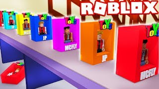 WE ENTER A TOY FACTORY IN ROBLOX!