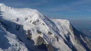Mont Blanc Summit - 360 Panorama