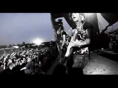 Asking Alexandria - Morte et Dabo- VANS WARPED TOUR 2011 FLIX BY JAYMZ